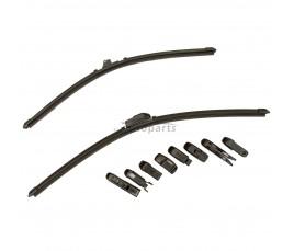 E&N ploché stěrače na HYUNDAI I30 / Combi/ Coupe (2011 - ) 650 mm + 350 mm