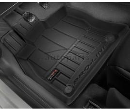 Koberce gumové 3D Pro Line Audi B7 A4 2005 - 2008
