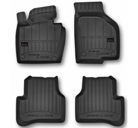 Koberce gumové 3D Proline VW Passat CC 2008-2011