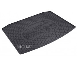 Gumová vana do kufru RIGUM - Seat Ateca 4x2 2016 - Bez medzipodlahy