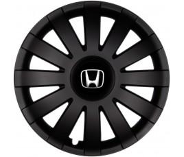"Poklice kompatibilné na auto Honda 14"" AGAT černé"