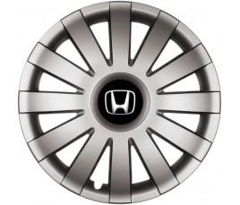 """Poklice kompatibilné na auto Honda 14"""" AGAT grafitové"""