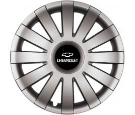 """Poklice kompatibilné na auto Chevrolet 14"""" AGAT grafitové"""