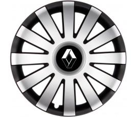 "Poklice kompatibilné na auto Renault 15"" AGAT CS"