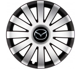 "Poklice kompatibilné na auto Mazda 13"" AGAT CS"
