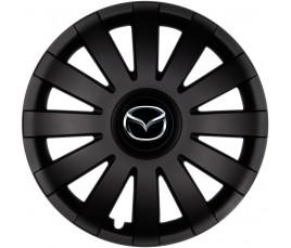 """Poklice kompatibilné na auto Mazda 13"""" AGAT černé"""